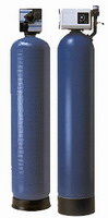 Фильтры осветления и обезжелезивания воды, серия CF